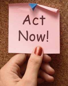 +Act Now postit March 1314055082_s
