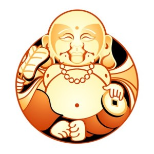 + Buddha Laughing Hotei Nov 15 blog 5845259_s