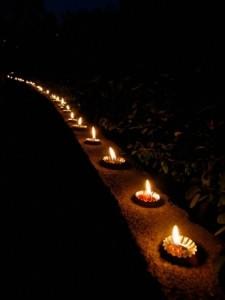 + candles in ritual 10226649