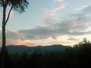 + clouds at sunset Jen Melanson Aug 15 blog