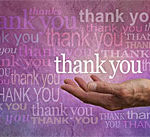 Thank you - Get your gratitude going